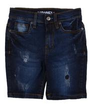 Tony Hawk - Distressed Denim Shorts (4-7)-2609138