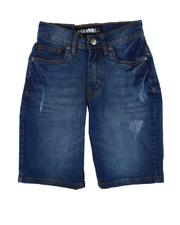 Tony Hawk - Distressed Denim Shorts (8-18)-2609154