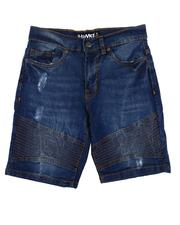 Tony Hawk - Biker Denim Shorts (8-18)-2609169