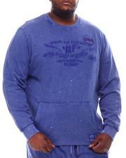 Pullover Sweatshirts - Jazzy Crewneck (B&T)-2609936