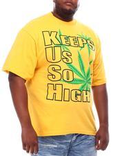 Men - Kush Keeps Us So High T-Shirt (B&T)-2622035