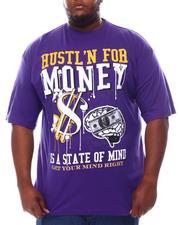 Shirts - Hustle State Of Mind T-Shirt (B&T)-2622128