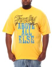 Big & Tall - Family Above All Else T-Shirt (B&T)-2622210