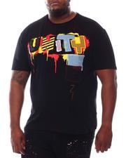 SMOKE RISE - Unity Patched Rhinestone T-Shirt (B&T)-2620778