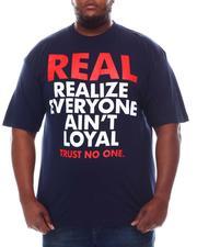 Men - Ain't Loyal T-Shirt (B&T)-2622181
