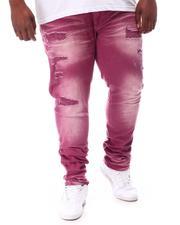 Regular - Jessie Distressed Jeans (B&T)-2609893