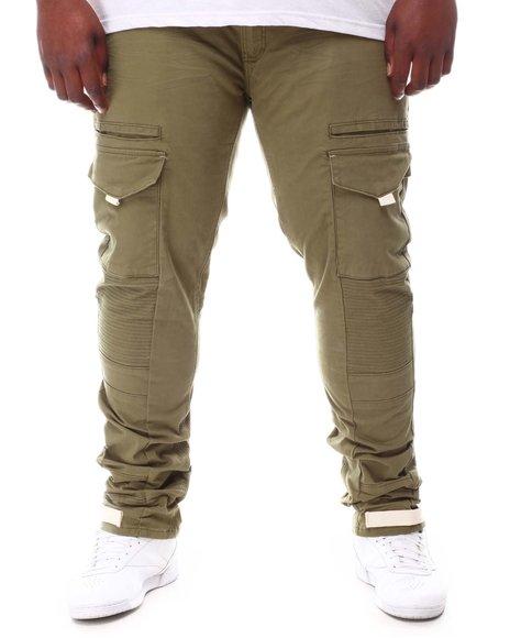 A Tiziano - Michael Loden Chino Utility Pants (B&T)