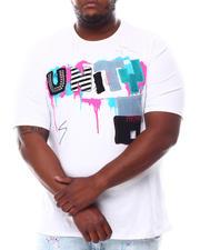 SMOKE RISE - Unity Patched Rhinestone T-Shirt (B&T)-2620782
