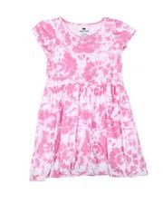 La Galleria - Tie Dye Cap Sleeve Dress (7-16)-2621284