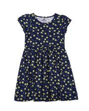 La Galleria - Floral Print Cap Sleeve Dress (7-16)-2621289