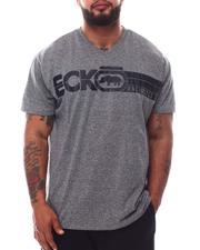 Ecko - Iron Side V-Neck T-Shirt (B&T)-2619615