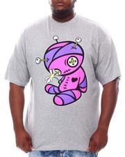 Men - Voodoo Doll T-Shirt (B&T)-2620544