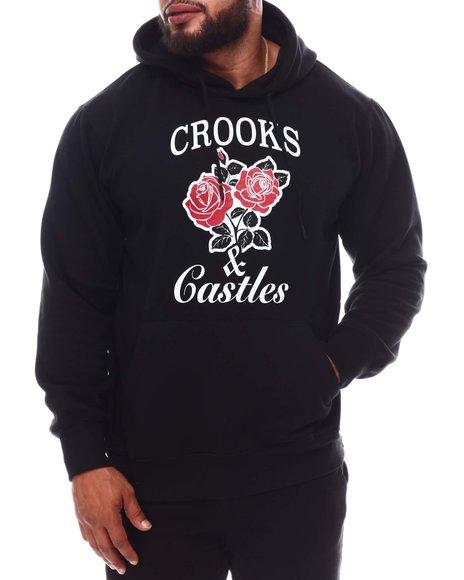 Crooks & Castles - ROSES HOODIE