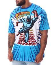 Akademiks - Mysteryman T-Shirt (B&T)-2618830