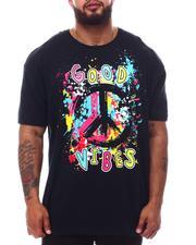 Akademiks - Good Vibes T-Shirt (B&T)-2618834