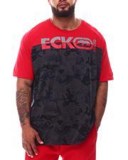 Ecko - Camo Block Knit T-Shirt (B&T)-2619662