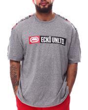 Ecko - Printed Tape T-Shirt (B&T)-2622051