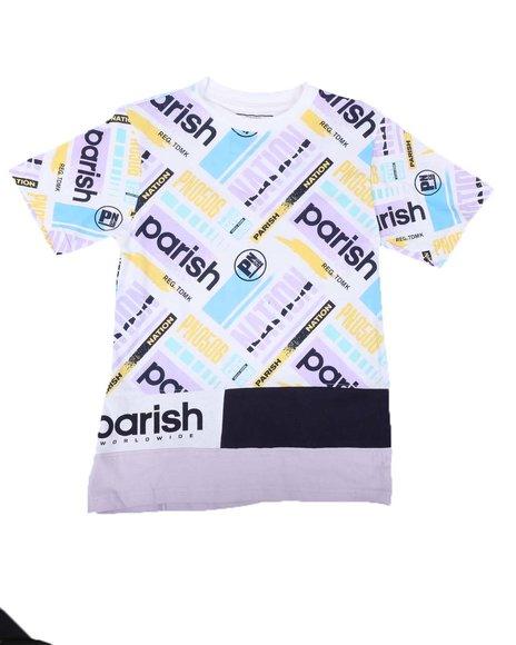 Parish - Parish All Over Print T-Shirt (8-20)