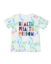 Parish - Health Wealth Wisdom Tee (2T-4T)-2622261