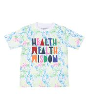Parish - Health Wealth Wisdom Tee (8-20)-2622270