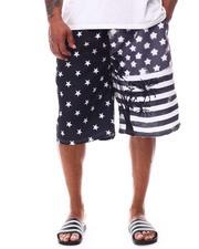 Swimwear - Stars Flag Board Shorts (B&T)-2622843