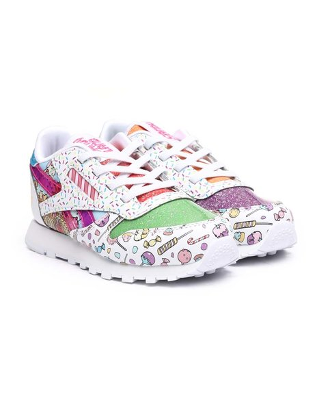 Reebok - Candy Land Classic Leather Sneakers (5-10)