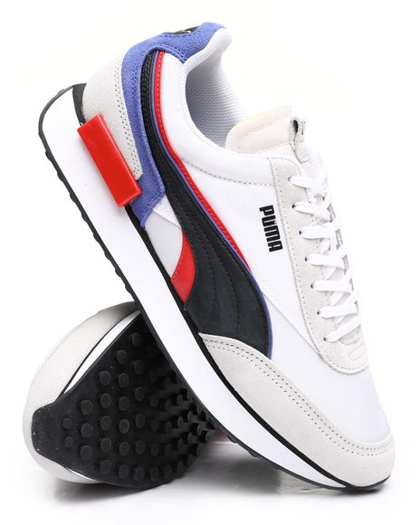 Puma - Future Rider Double Sneakers