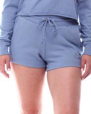 Bottoms - Tonal Marble Logo Reverse Weave Shorts-2616564