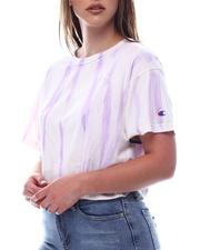 Champion - Feather Dye Lightweight Cropped Tee-2623309