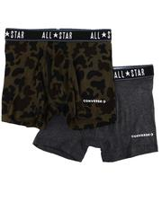 Loungewear - 2 Pk Camo Boxer Briefs (6-20)-2607922