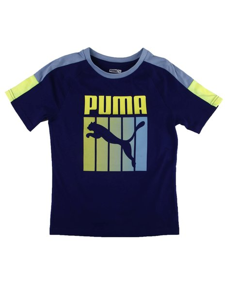 Puma - Amplified Pack Tee (8-20)
