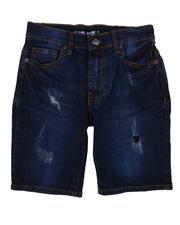 Tony Hawk - Distressed Denim Shorts (8-18)-2609162