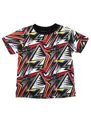 Parish - Geometric All Over Print Tee (2T-4T)-2623142