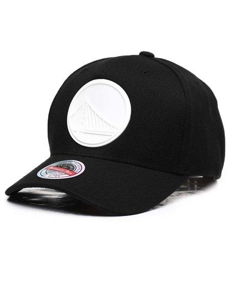 Mitchell & Ness - Golden State Warriors Casper Redline Precurve Snapback Hat
