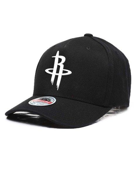 Mitchell & Ness - Houston Rockets Casper Redline Precurve Snapback Hat