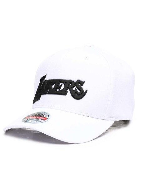 Mitchell & Ness - Los Angeles Lakers Casper Redline Precurve HWC Snapback Hat