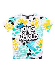 SWITCH - King of the World Tee (8-20)-2610925