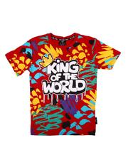 SWITCH - King of the World Tee (8-20)-2610933
