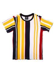 SWITCH - Vertical Stripe Tee (8-20)-2612445