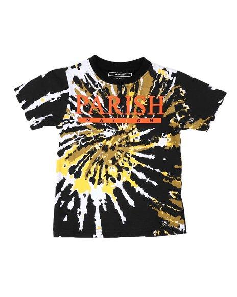 Parish - Tie Dye Print T-Shirt (2T-4T)