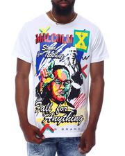 Malcolm X Stand Roll Tee