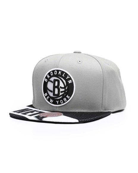Mitchell & Ness - Brooklyn Nets Slash Century Snapback Hat