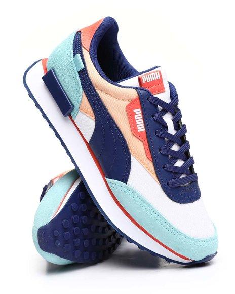 Puma - Future Rider Court Side Sneakers