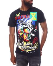Reason - Malcolm X Stand Roll Tee-2624424