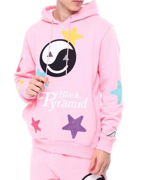 Black Pyramid - Ying Yang Stars Hoodie
