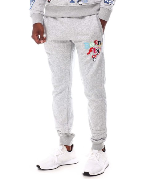 Born Fly - CYBERCRY SWEATPANT