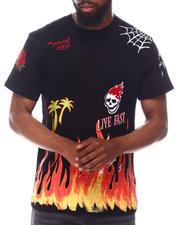 Reason - Hot Flame Tee-2624478