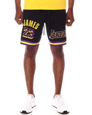 NBA, MLB, NFL Gear - Los Angeles Lakers James Pro Team Short-2624404