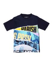Parish - City Logo Color Block Tee (8-20)-2623189