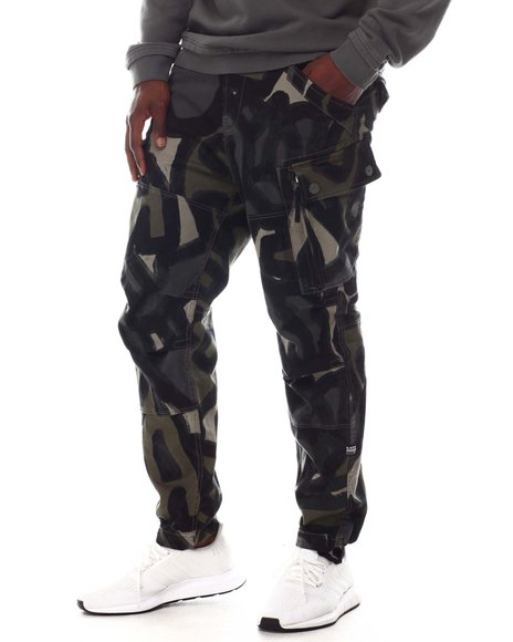 G-STAR - Roxic straight tapered cargo Pant